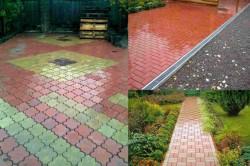 выбор качественной тротуарной плитки
