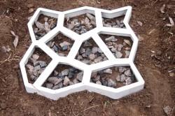 Самодельная форма для плитки