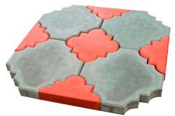 Цветная плитка