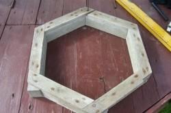 Деревянная формочка для изготовления плитки своими руками