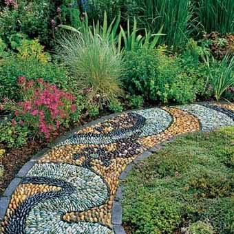 Природный камень - это долговечное дорожное покрытие, которое обладает износоустойчивостью, стойкостью к суровым климатическим условиям