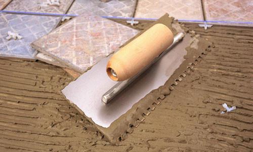 Обрезанные, либо целые плиты керамогранита
