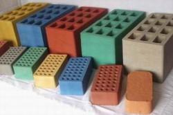 Пигмент для окраски тротуарной плитки