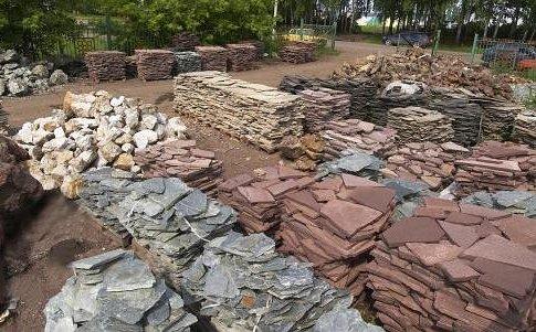 Камень плитняк