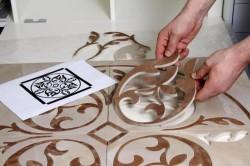 Способы резки плитки фигурным разрезом