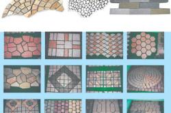 Встречается несколько вариантов схемы раскладки.