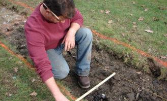 Как положить тротуарную плитку в саду своими руками фото 231