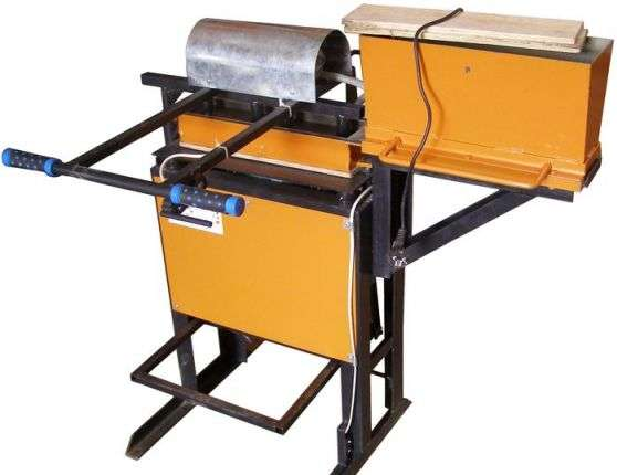 Станок для производства плитки