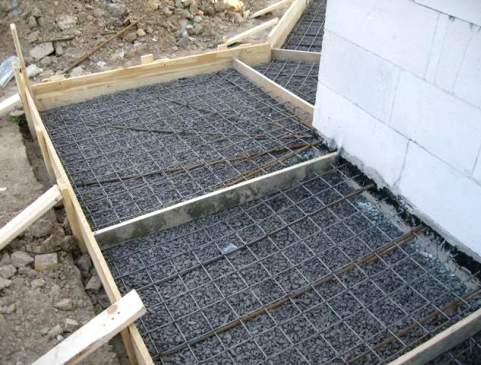 Садовые дорожки своими руками из бетона