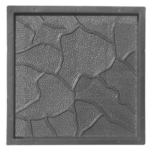 После затвердевания в форме бетонная смесь полностью повторяет ее очертания