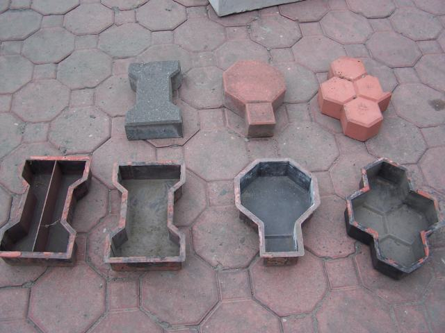 Как изготовить тротуарную плитку в домашних условиях самому себе 90