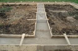 Опалубка для бетонной дорожки