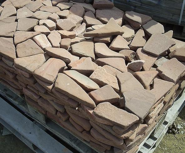 Плитняк камня своими руками