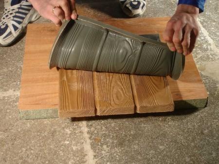 Тротуарная плитка из формы своими руками