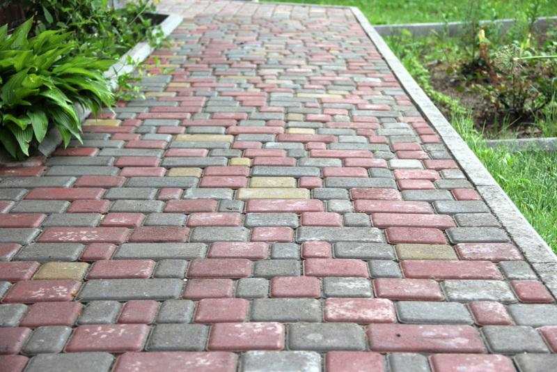 Тротуарная плитка «Старый