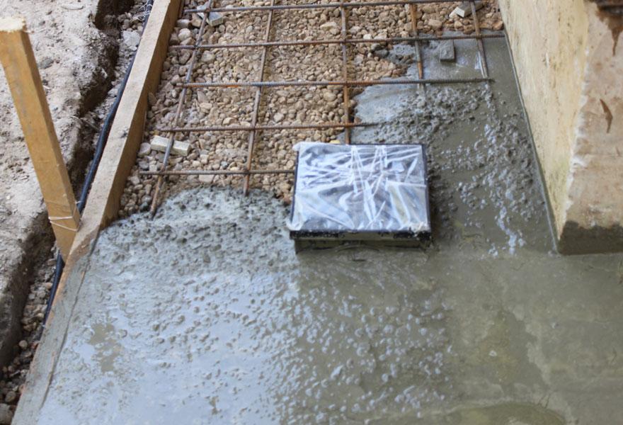 Укладка плитки на бетонное основание своими руками