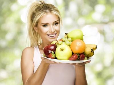 Обязательно включаются в рацион питания фрукты