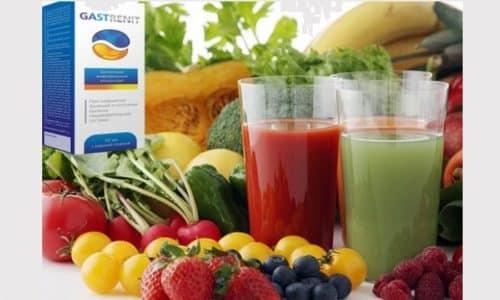Чтобы получить положительные результаты лечения, нужно во время терапии придерживаться здорового питания