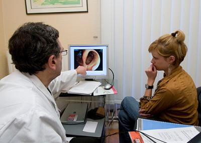 Выяснение точной причины возможно только при полном обследовании больного специалистом