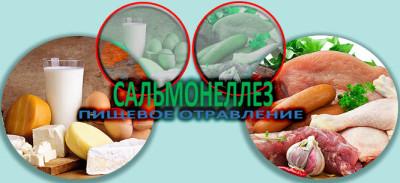 Одним из острых инфекционных кишечных заболеваний, которое передается от животных или больного человека к здоровому, называется сальмонеллез