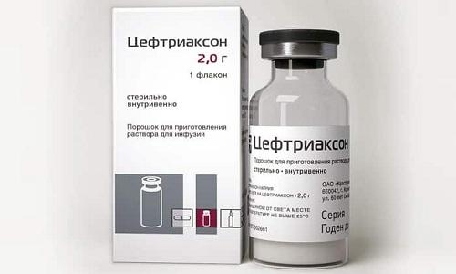 Цефтриаксон является достаточно безопасным для применения у различных групп пациентов