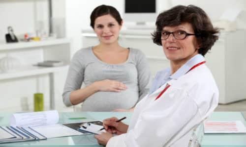 Дозировка и продолжительность курса лечения назначаются врачом после обследования пациентки