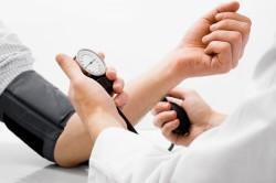 Гипотония - побочный эффект спинальной анестезии