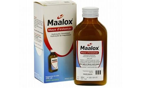 Маалокс в виде суспензии часто включают в состав комплексной терапии при лечении панкреатита. Воздействие препарата направлено на понижение уровня соляной кислоты