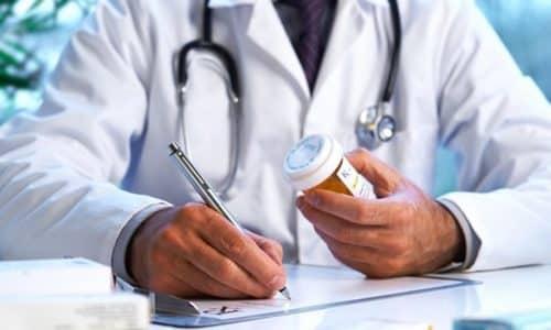 Схему лечения назначает врач, основываясь на данных о причине возникновения конкрементов, размере и составе частиц и наличии сопутствующих заболеваний