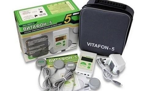 Аппарат Витафон представляет собой виброакустическое устройство. Он разработан с целью увеличения микрокапиллярного крово- и лимфотока