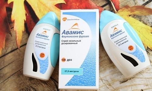 Великобританский препарат Авамис действует быстрее и эффективнее, т. к. концентрация основного вещества в нем выше