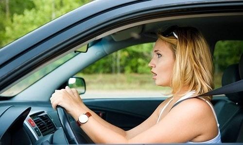 Препарат не имеет выраженного влияния на возможность управления автомобилем