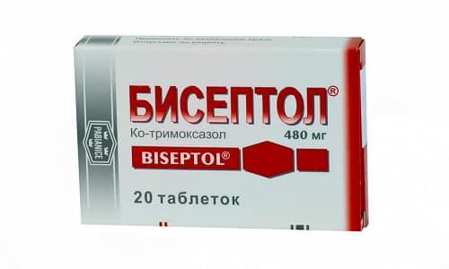Бисептол показан при лечении микоплазменной пневмонии в амбулаторных условиях. Антибактериальная терапия длится 5-7 дней