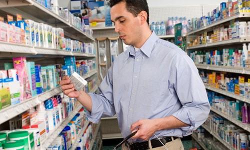 В аптечных киосках Гевискон продается без рецепта