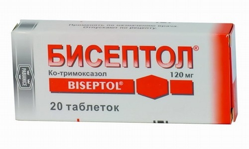 Для лечения пиелонефрита и цистита может быть назначен Бисептол