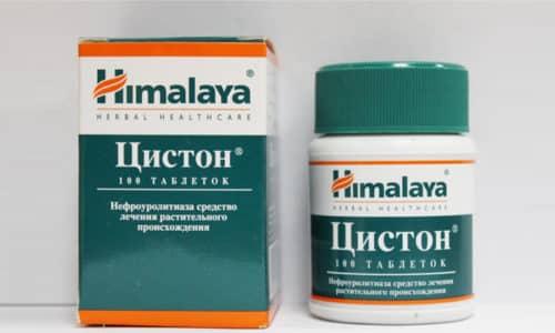 Цистон часто применяется совместно с курсом терапии антибиотиками, обладает мочегонным действием