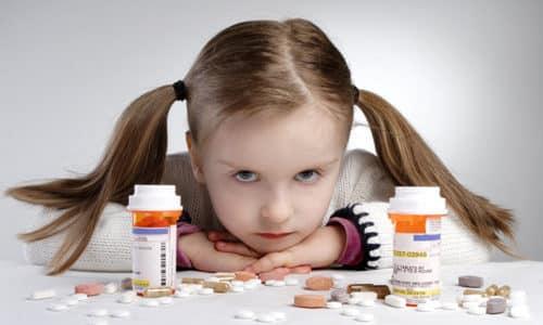 Запрещено использовать препарат детям до 15 лет