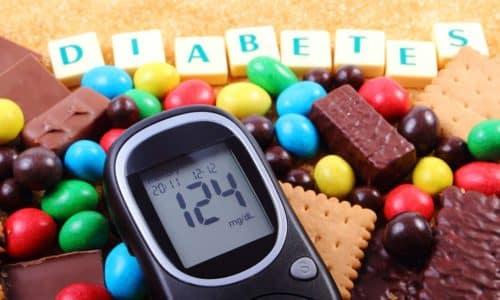 Причинами частого мочеиспускания у мужчин ночью является сахарный диабет 1 и 2 типов