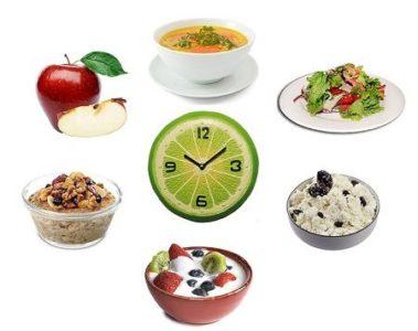 Диета при гастродуодените с повышенной кислотностью предусматривает питание 5-6 раз в сутки