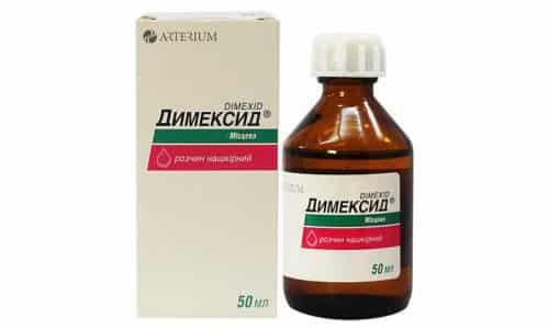 Компрессы на основе Димексида часто используются в хирургической сфере для ускорения заживления тканевых структур после оперативных вмешательств