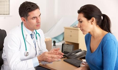 Оптимальную лечебную схему может подобрать только врач исходя их клинико-диагностических показателей и восприимчивости к проводимой терапии