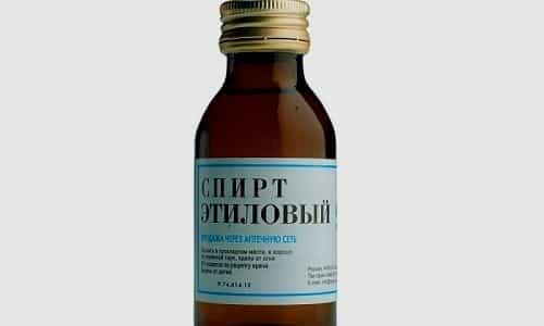 Для приготовления лекарственной настойки потребуется 70%-ный спирт