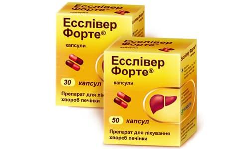 Показания к применению Эссливера Форте: снижение интенсивности липидного обмена (вне зависимости от причины патологического состояния), развитие жировой ткани в печени