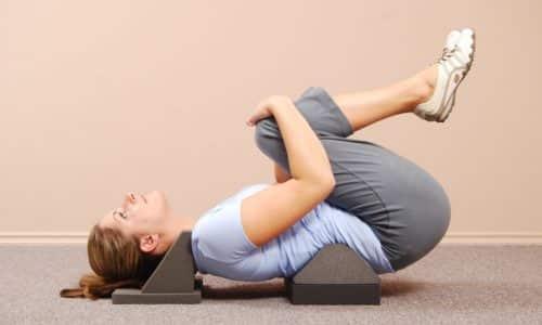 Работу органа восстанавливают при помощи лечебной гимнастики