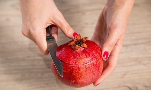 Отличным лечебным эффектом при частом мочеиспускании обладает кожура граната