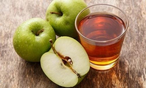 По мере снятия ограничений в меню начинают вводить яблочный разбавленный сок