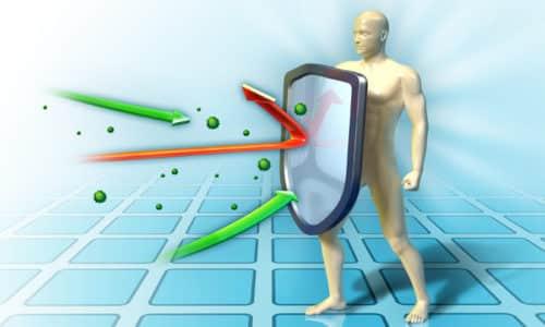 Ухудшения состояния пациента способствует несвоевременное обращение к доктору, а также слабый иммунитет