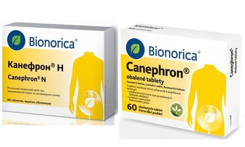 Канефрон или Канефрон Н применяют для терапии воспалительных заболеваний мочевыделительной системы