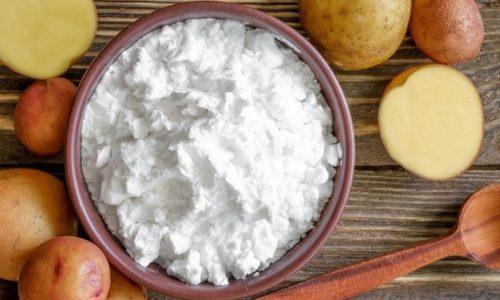 Приготовления лечебного средства: 50 г картофельного крахмала развести в 0,5 л прохладной воды. Все нужно выпить за 1 прием