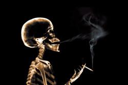 Курение - причина расхождения послеоперационного шва